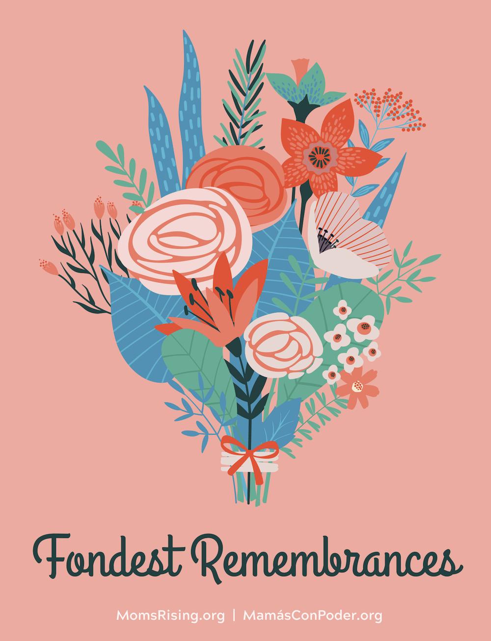 Fondest Remembrances