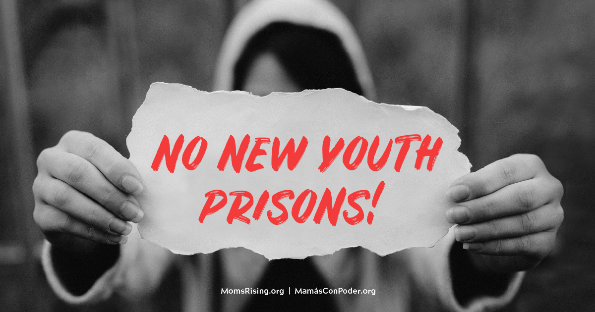 No New Youth Prisons NJ