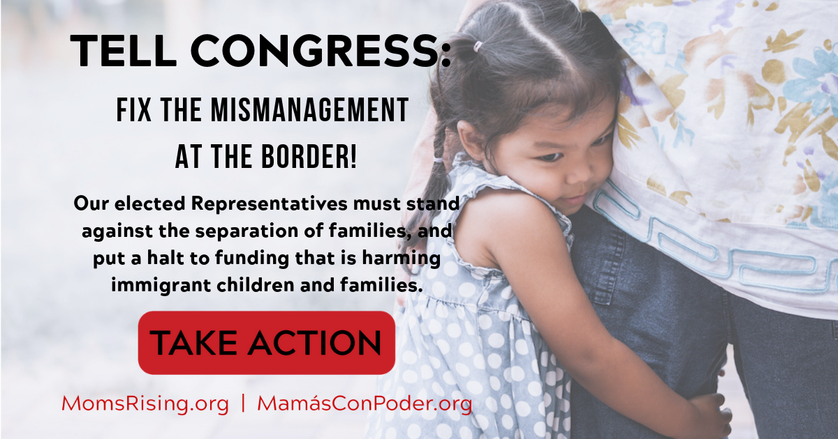 Stop separating babies from their families!