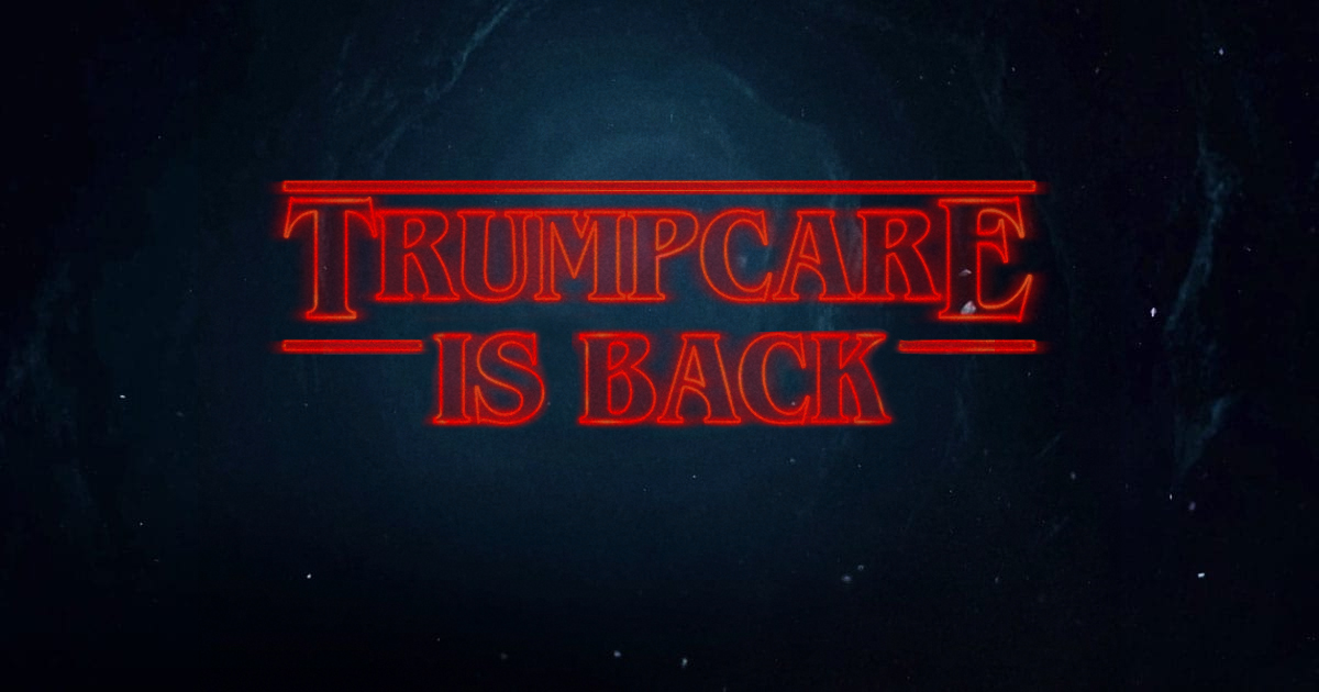 Trumpcare is Back