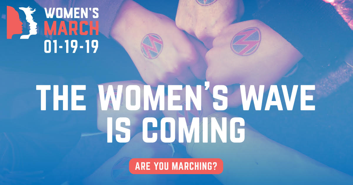 MomsRising + Women's March 2019!