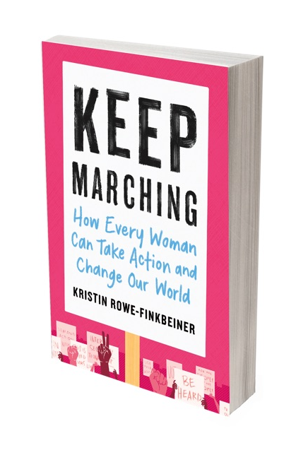 Keep Marching Book
