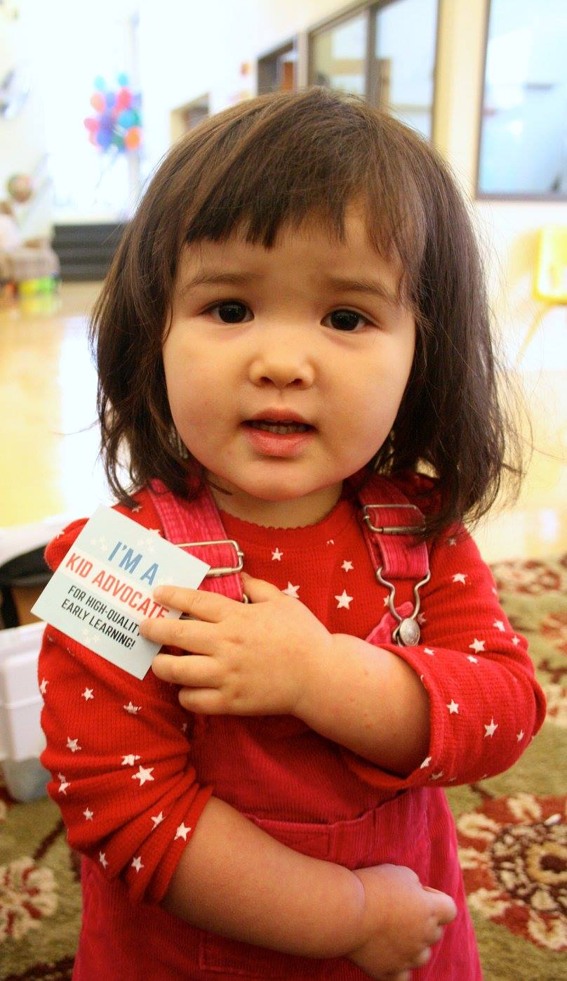 early learning advocate