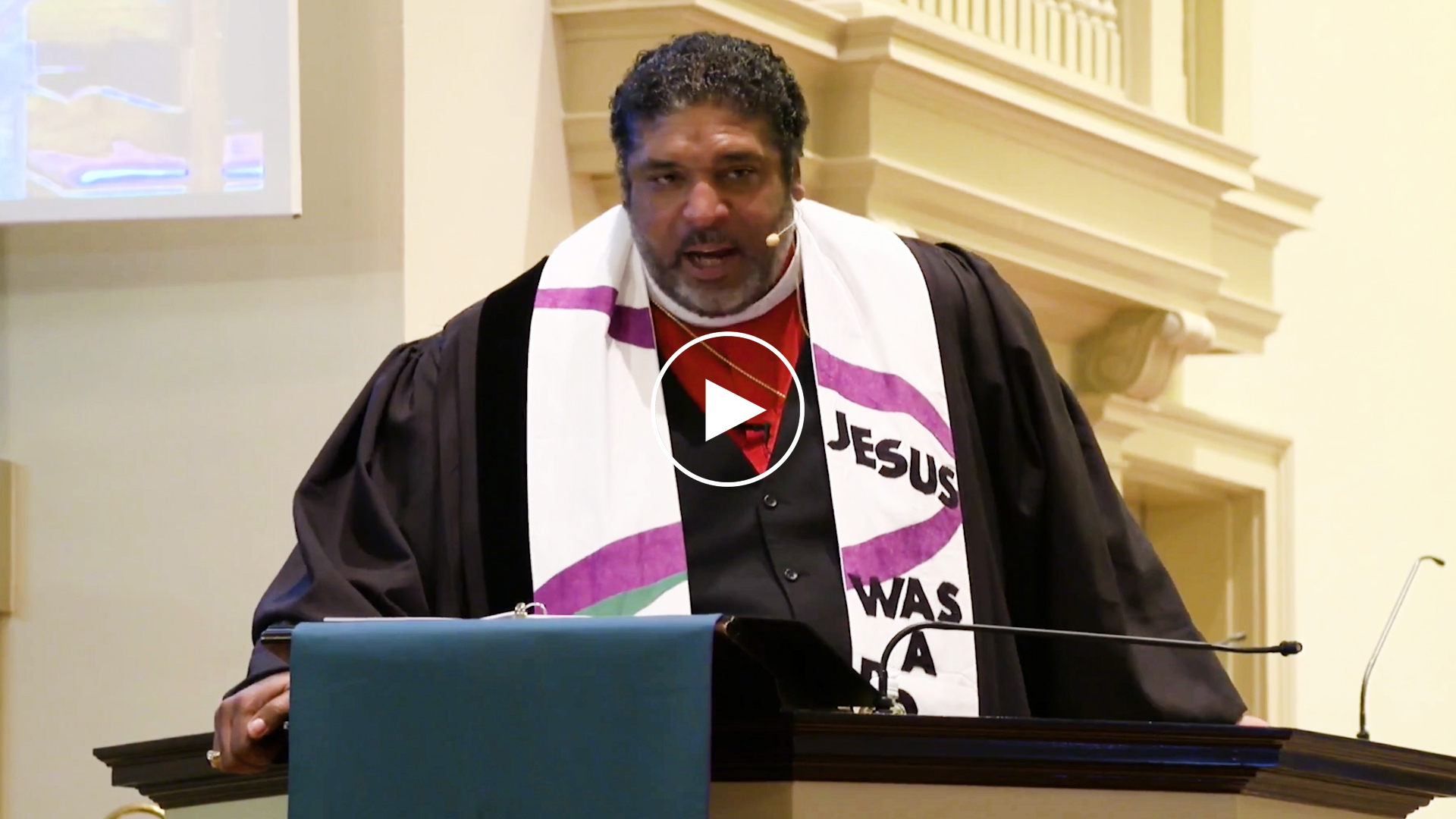 Rev. Barber sets the record straight on white supremacy.