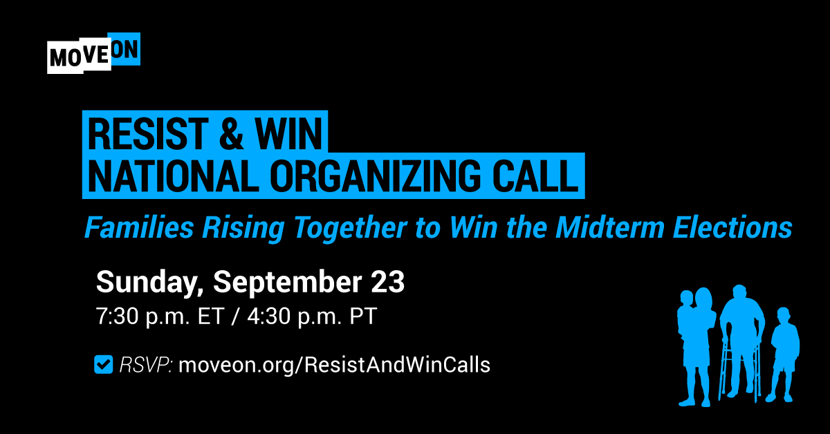 resist and win call