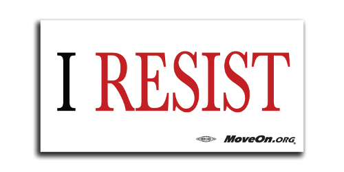 I Resist