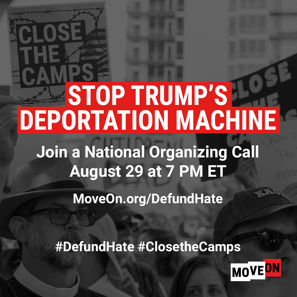 RSVP to join the national organizing call.