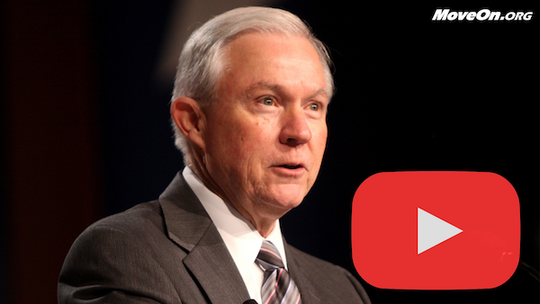 Stop Jeff Sessions