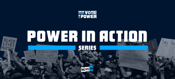 RSVP now: Your Vote Is Power: Power In Action Series