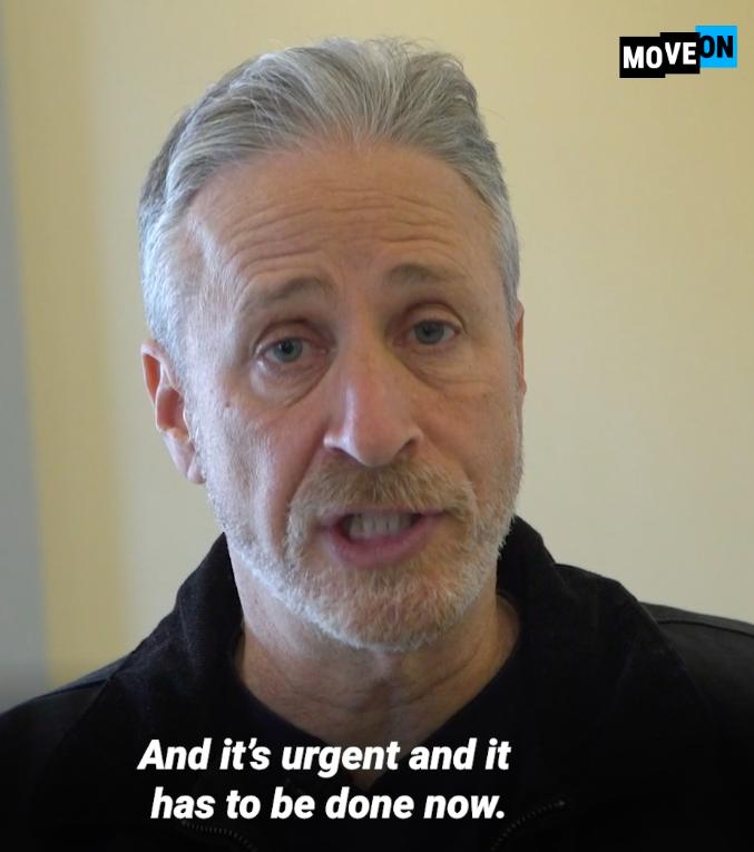 Jon Stewart petition