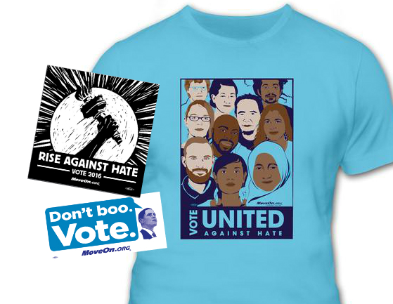 MoveOn Election Store