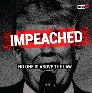 FREE Impeached Sticker...