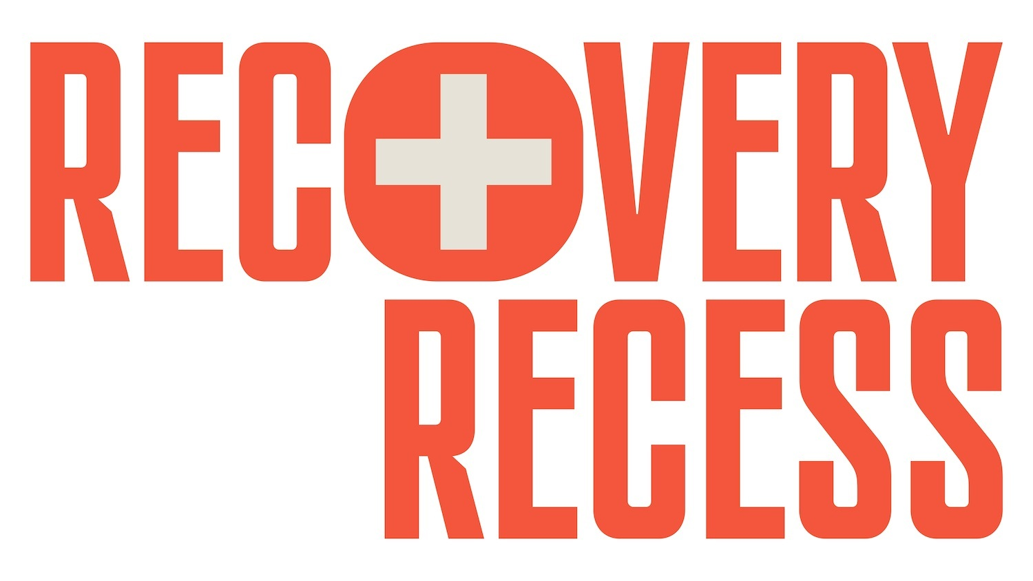 Logo for Recovery Recess
