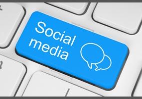 social media new account