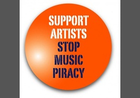 places to download music illegally