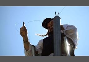 Jewish Eruv Wire In Manhattan Marks Religious Boundaries Should