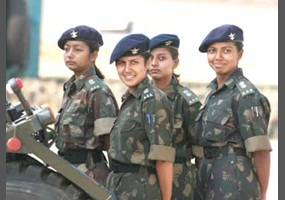 are women allowed in the army