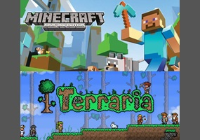 Terraria or Minecraft Which is better   Debate org