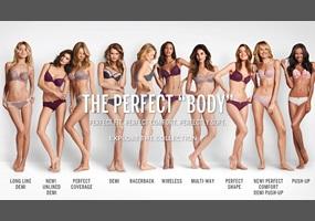 society and body image