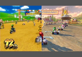 Which Is Better Mario Kart Wii Yes Or Mario Kart 8 No Debate Org