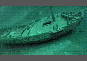 Second oldest American shipwreck found in Great Lakes