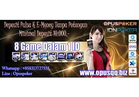 Judi Online Poker Deposit Pulsa Tanpa Potongan Debate Org