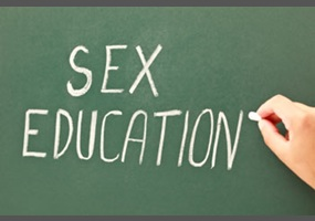 Sex education should be implemented