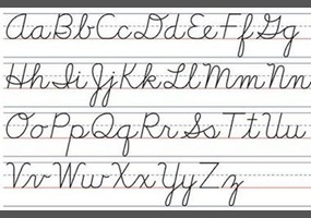 Should kids still be taught to learn cursive handwriting? | Debate.org