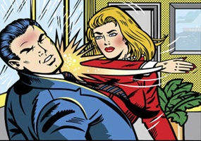 Should it be socially acceptable for men to slap women? | Debate.org