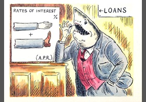 Are quick loan companies like loan sharks? | Debate.org