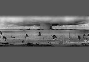 Bikini atoll atomic tests