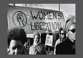 Is modern day feminism similar to the Ku Klux Klan