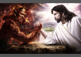 Is both the devil and God real?