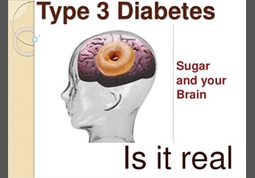is there such thing as type 3 diabetes debate org