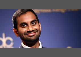 Aziz Ansari na online dating