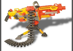 nerf guns and violence will nerf guns remain popular with future
