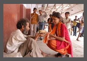 poor rich help assist moral should need individuals obligation debate