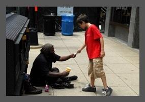 should we help the homeless debate org
