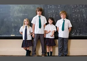 why school uniforms are good