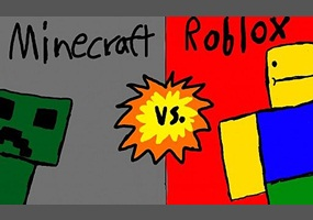 Which Game Is Better Roblox Yes Or Minecraft No Debateorg