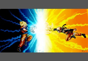 Would Naruto beat Goku in a fight?   Debate org