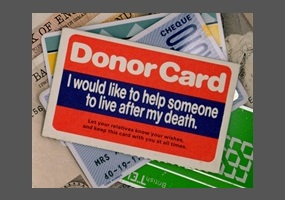 should you be required to be an organ donor in order to receive and