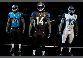best loved 262cc f6f69 Do you like the Jacksonville Jaguars' new uniforms? | Debate.org