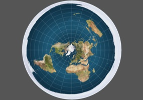 Concerning The Flat Earth Theory Can You Prove Your Living On A