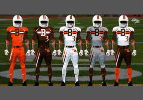 new products ff2c5 d5850 Cleveland Browns New Uniforms: Do NFL teams spend too much ...