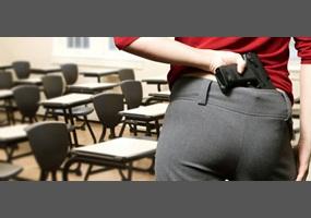 Chị Kay be careful bữa nào có anh nào XC ghé thăm nheng! D8f540296881697d0b9718ff356b-should-teachers-carry-guns-in-school