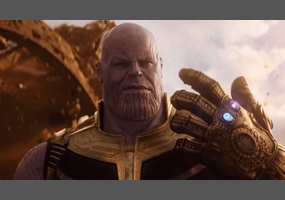 Was Thanos' intention to wipe out half the galaxy right? | Debate org