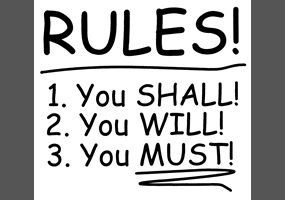 why should you follow rules