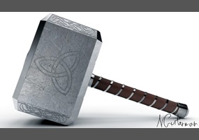 Should Sweden Replace The Christian Cross On Its Flag With Mjolnir