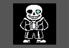 Image result for sans the skeleton